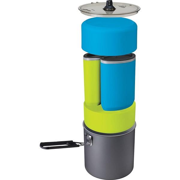 MSR Trail Lite Duo System - Kochset mit Schüssel- Becher und Topf