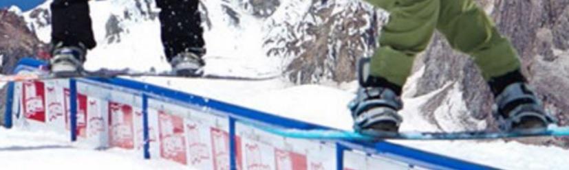 Snowboardbindung