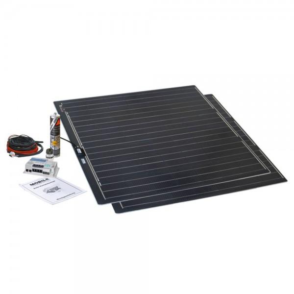 BÜTTNER ELEKTRONIK Solar-Komplettanlage MT Flat Light