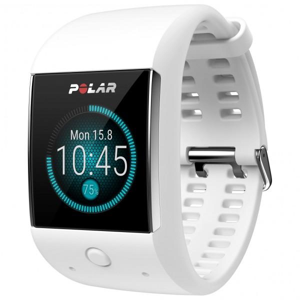 POLAR M600 White - Smartwatch - Multifunktionsuhr