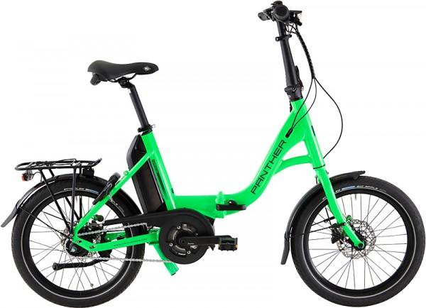 PANTHER Nancy E-Bike Faltrad 8-GANG - grün