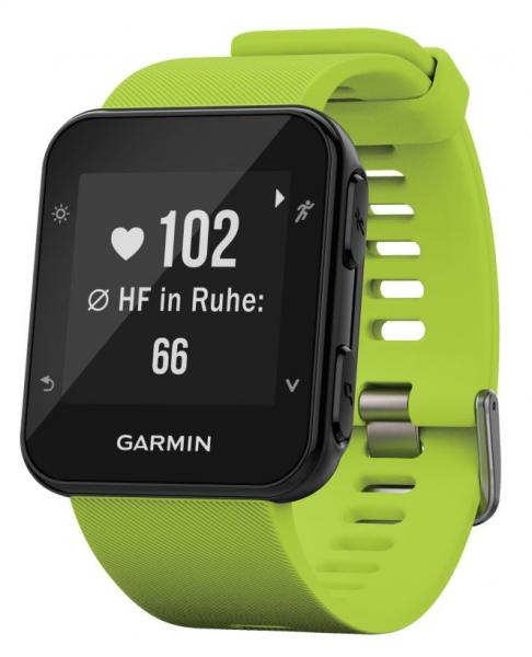 Garmin Forerunner 35 – Limelight GPS- Uhr- Herzmesser am Handgelenk