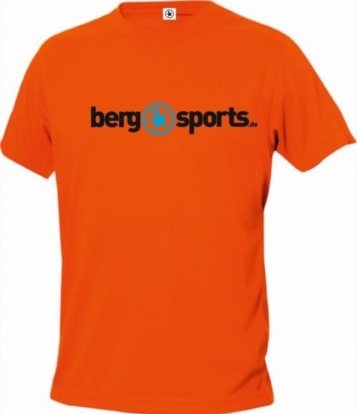 Bergsports.de LOGO - Funktionsshirts Herren