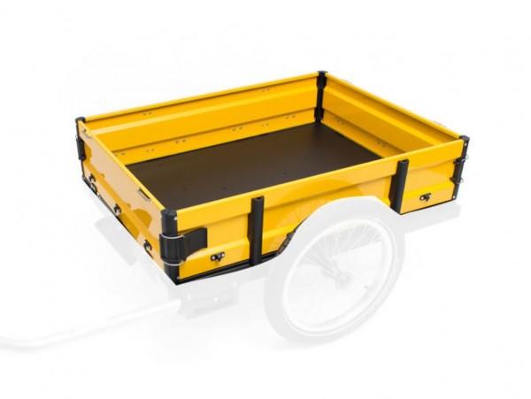 ROLAND Bordwände für Carrie M - Fahrradanhänger - Gelb