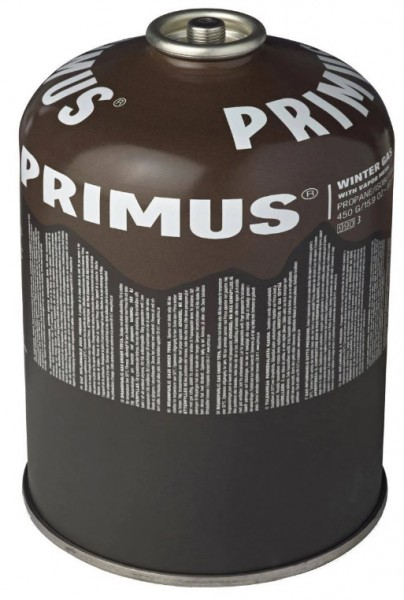 PRIMUS Winter Gas Schraubgaskartusche - 450g