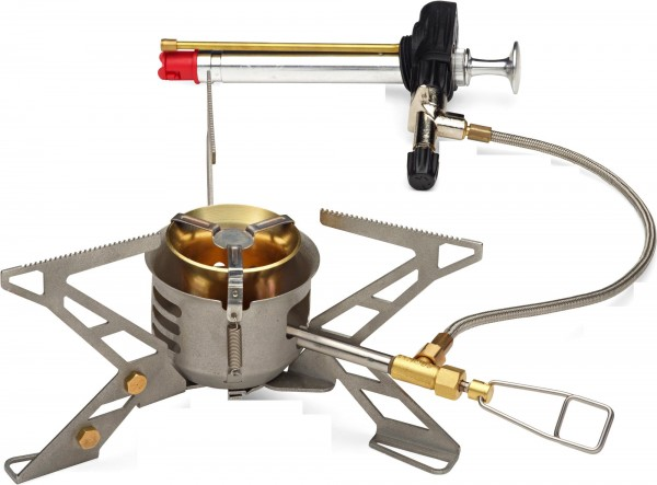 PRIMUS OmniFuel II - Kocher - Mehrstoffkocher - 3,0kW