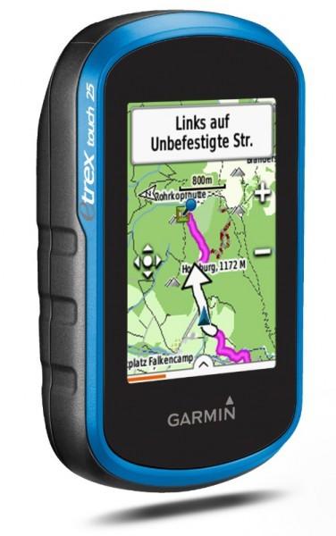 Garmin eTrex Touch 25 inkl. TopoActive Europa GPS-/GLONASS-Navi