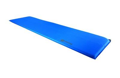 HIGHLANDER Base selbstaufblasende Matte - blau 10 cm
