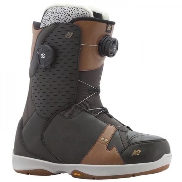 K2 Contour - Black Damen Snowboardboots