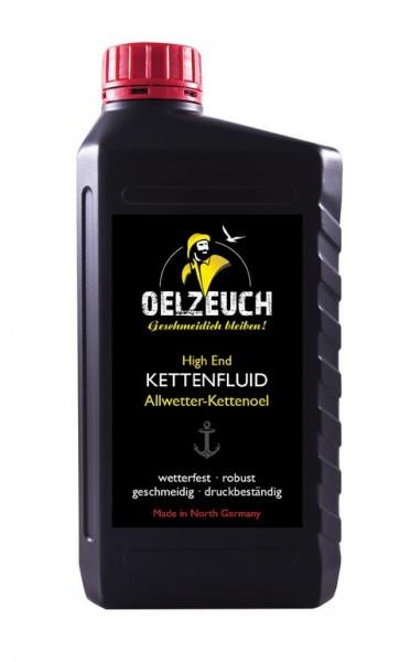 ATLANTIC Oelzeuch- Kettenschmiermittel- High end Kettenfluid- 1000ml