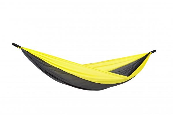 AMAZONAS Adventure Hängematte - leicht und kleines Packmaß - yellow