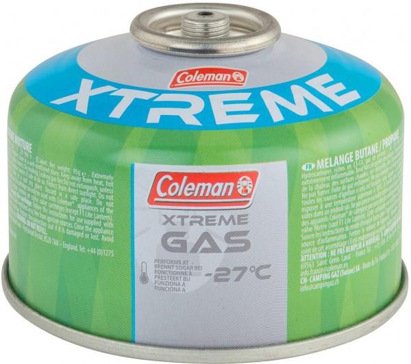 COLEMAN Xtreme C100 - Schraubgaskartusche - 97g