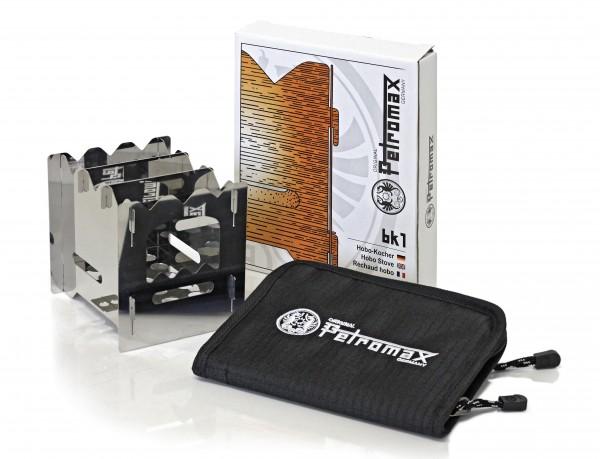 PETROMAX BK 1 Hobo-Kocher mit Tasche