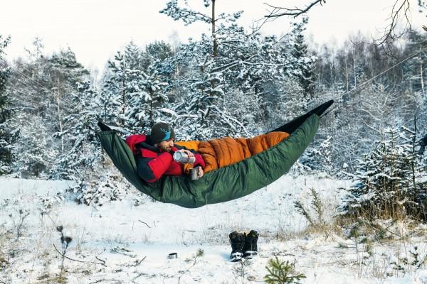AMAZONAS Underquilt Hängematten - Wärmeschutz