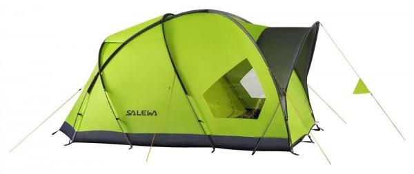 SALEWA Alpine Hut IV - 4 Personen - Zelt - Kuppelzelt