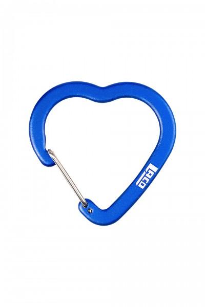 LACD Accessory Biner Heart FS - Karabiner - Blue