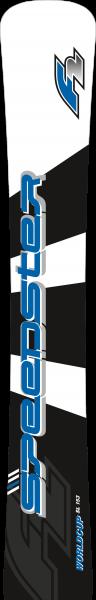 F2 Speedster WC SL- Raceboard- Alpinboard- 2020