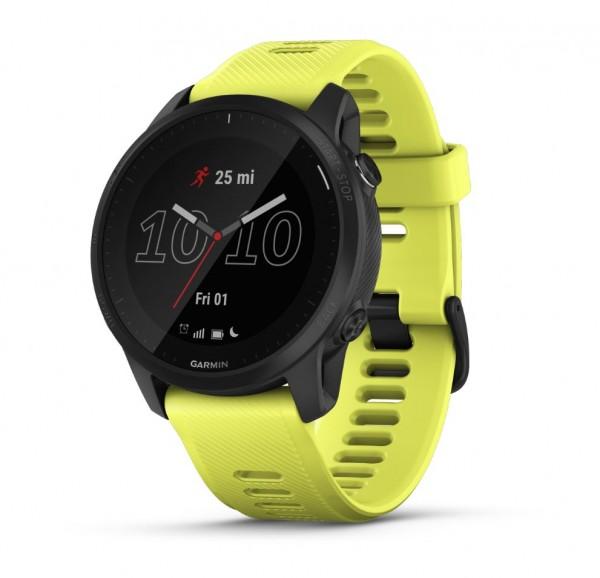 GARMIN Forerunner 945 LTE Bundle Neongelbes- Triathlon Smartwatch