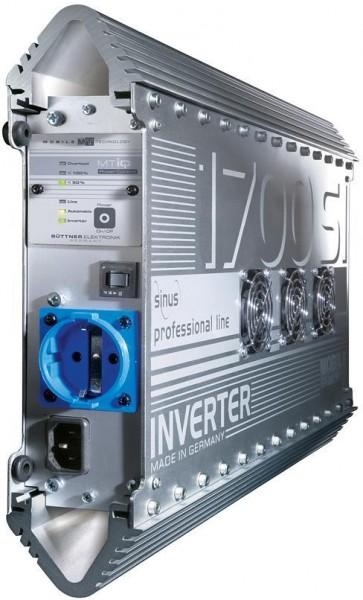 BÜTTNER ELEKTRONIK MT1700SI-K Sinus-Wechselrichter- 1700W- für Klimaanlagen