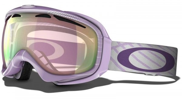 Oakley Elevate Orbit Lavender VR50 Pink Iridium Skibrille