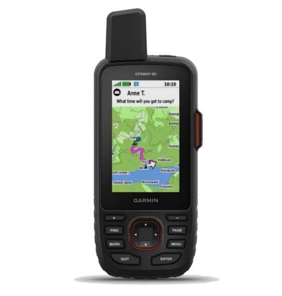 GARMIN GPSMAP 66i - GPS-Handgerät und Satellitenkommunikation