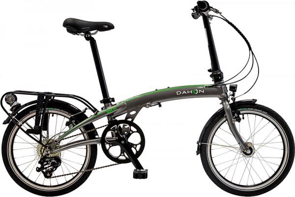 DAHON Qix D8U Faltrad 8-Gang ND
