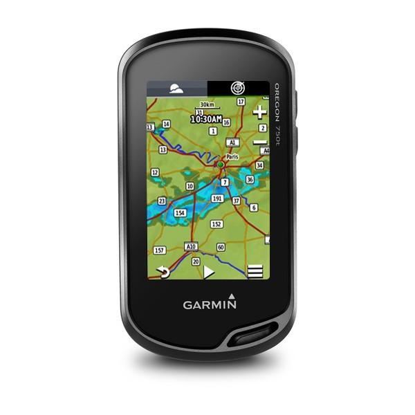 Garmin Oregon 750t TopoActive Europe GPS - Handgerät