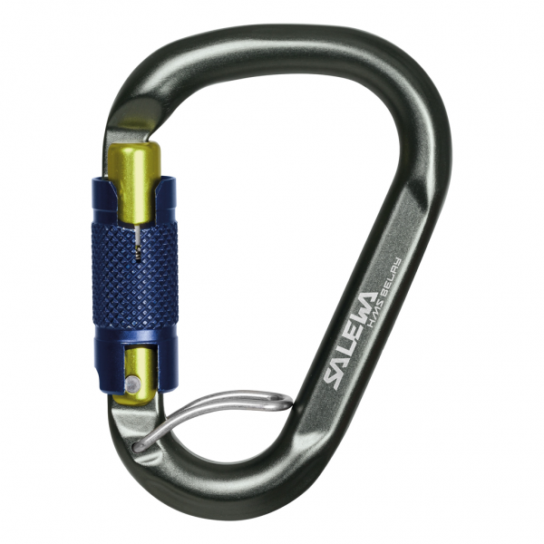 SALEWA HMS Belay Twist Lock - Karabiner - magnet