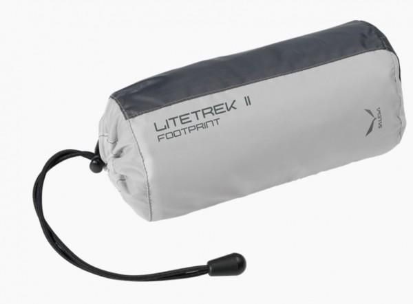 SALEWA Zeltunterlage für Litetrek II (grey) - Footprint