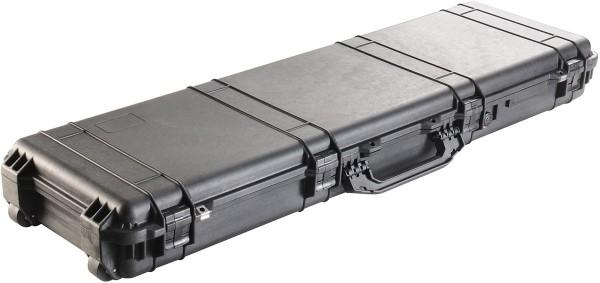 PELI Box mit Rollen - Transportbox - schwarz