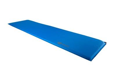 HIGHLANDER Base selbstaufblasende Matte - blau 3 cm