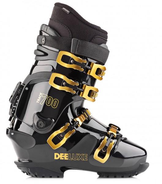 DEELUXE TRACK 700 - Black - Hardboots