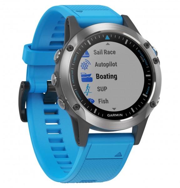 GARMIN quatix 5 GPS Wassersport Smartwatch