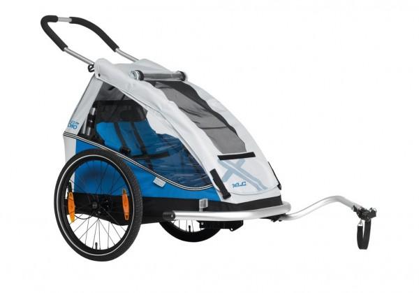 XLC Mono 8teen Kinderfahrradanhänger - Einsitzer