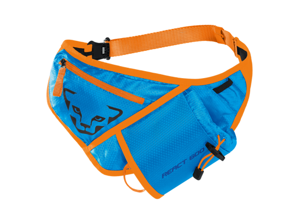 DYNAFIT React 600 Hürtgurt- Trinkgurt- sparta blue/orange- Ultralight