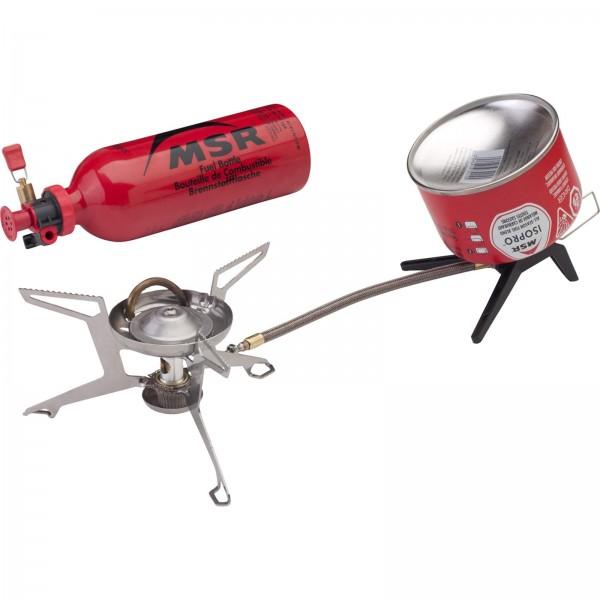 MSR WhisperLite Universal - Multifuel-Kocher ohne Brennstoffflasche