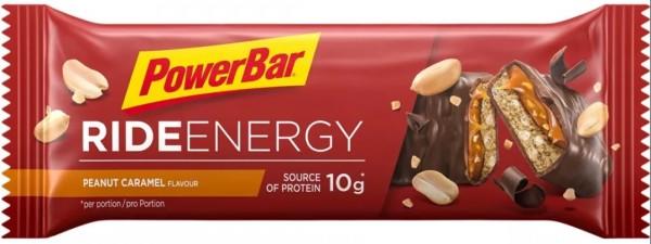 POWERBAR Ride Energy Riegel - peanut caramel - 55g