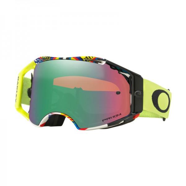 Oakley Flight Deck XM Matte White Prizm Snow Hi Pink Iridium -Goggle