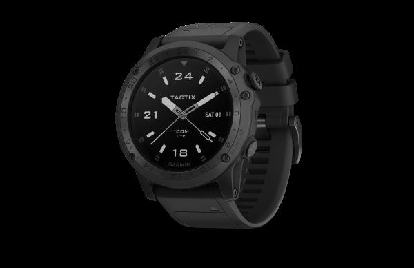 GARMIN tactix Charlie taktische GPS Multisport Smartwatch - Schwarz