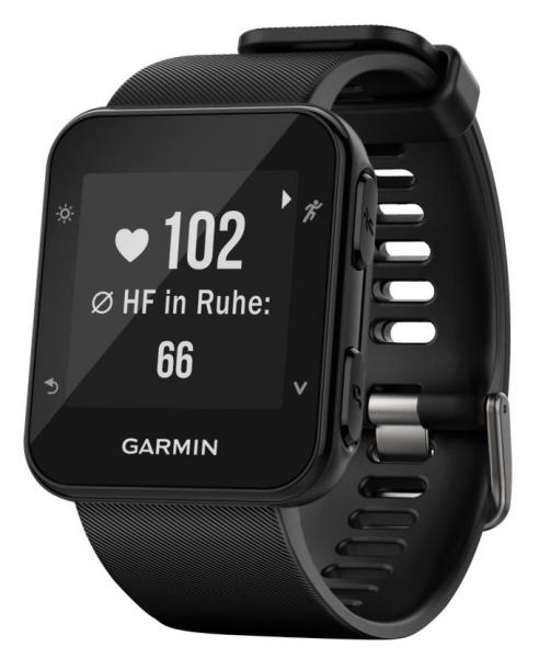 Garmin Forerunner 35 – Black GPS- Uhr- Herzmesser am Handgelenk