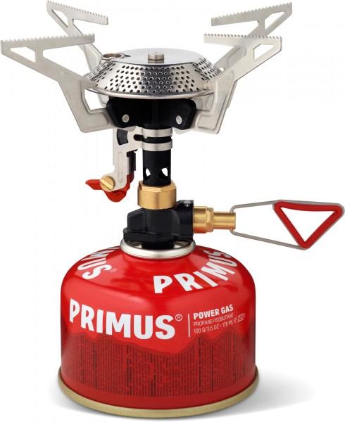 PRIMUS Powertrail mit Piezo u. Regulierung - Gaskocher - 4,0kW