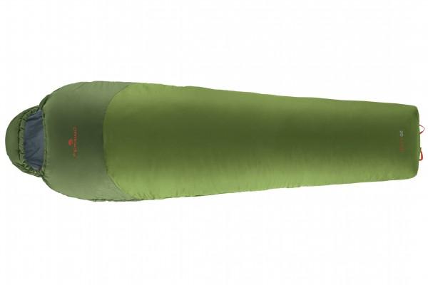 FERRINO Levity 02 XL - Mumienschlafsack - 230x90x60cm - grün
