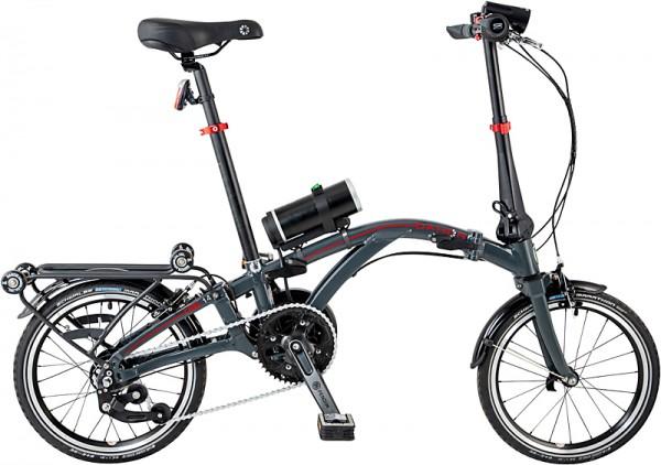 DAHON Curl 14 Pendix LTD E-Bike Faltrad 4-Gang
