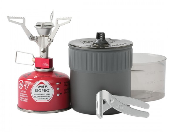 MSR PocketRocket 2 Mini Stove Kit - Kocherset - Campingkocherset