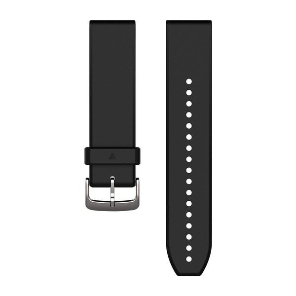 GARMIN QuickFit 22 - Silikon - Ersatzarmband - Uhrenarmband
