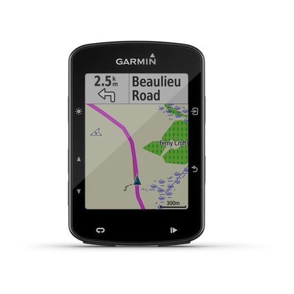 GARMIN Edge® 520 Plus - GPS Radcomputer mit Europa Fahrradkarte