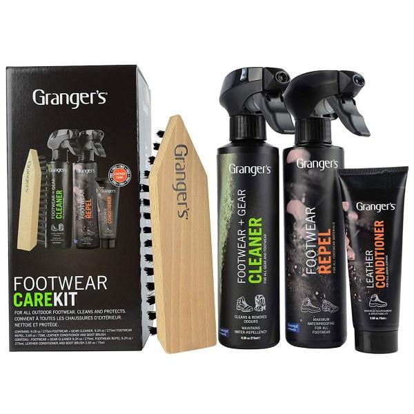 GRANGERS Footwear Care Kit -Schuh - Pflegemittelset