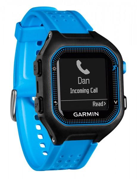 GARMIN Forerunner 25 Laufen GPS-Uhr - Schwarz/Blau