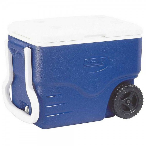 COLEMAN Performance Wheeled Cooler 40 QT - Kühlbox