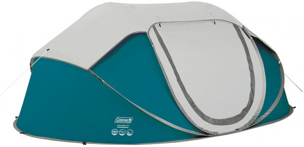 COLEMAN FastPitch Pop Up Galiano Zelt - 4 Personen blau